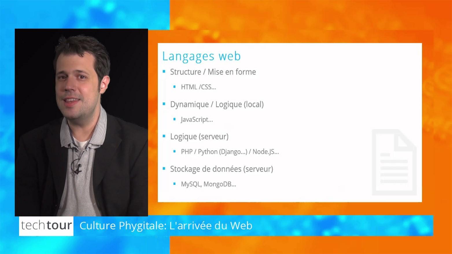 Créer un site sans coder : découverte des langages du web