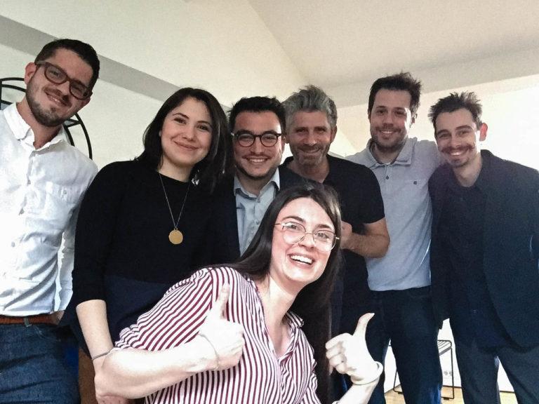 Toute l'équipe de Makin'Ov est fière d'ouvrir la première édition des Rendez-vous du Faubourg !