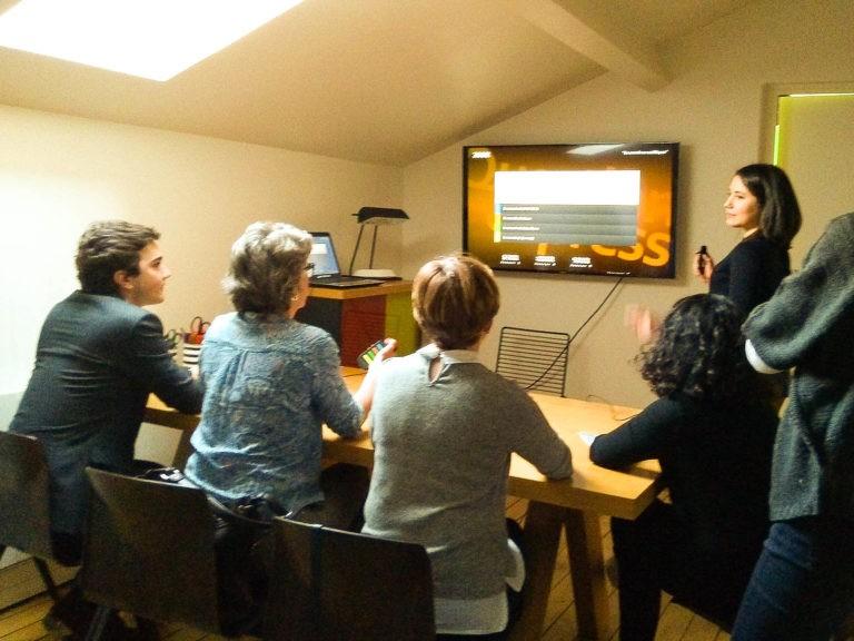 Une partie déjantée de WhatZequiz : les participants testent leurs connaissances sur l'Agilité !
