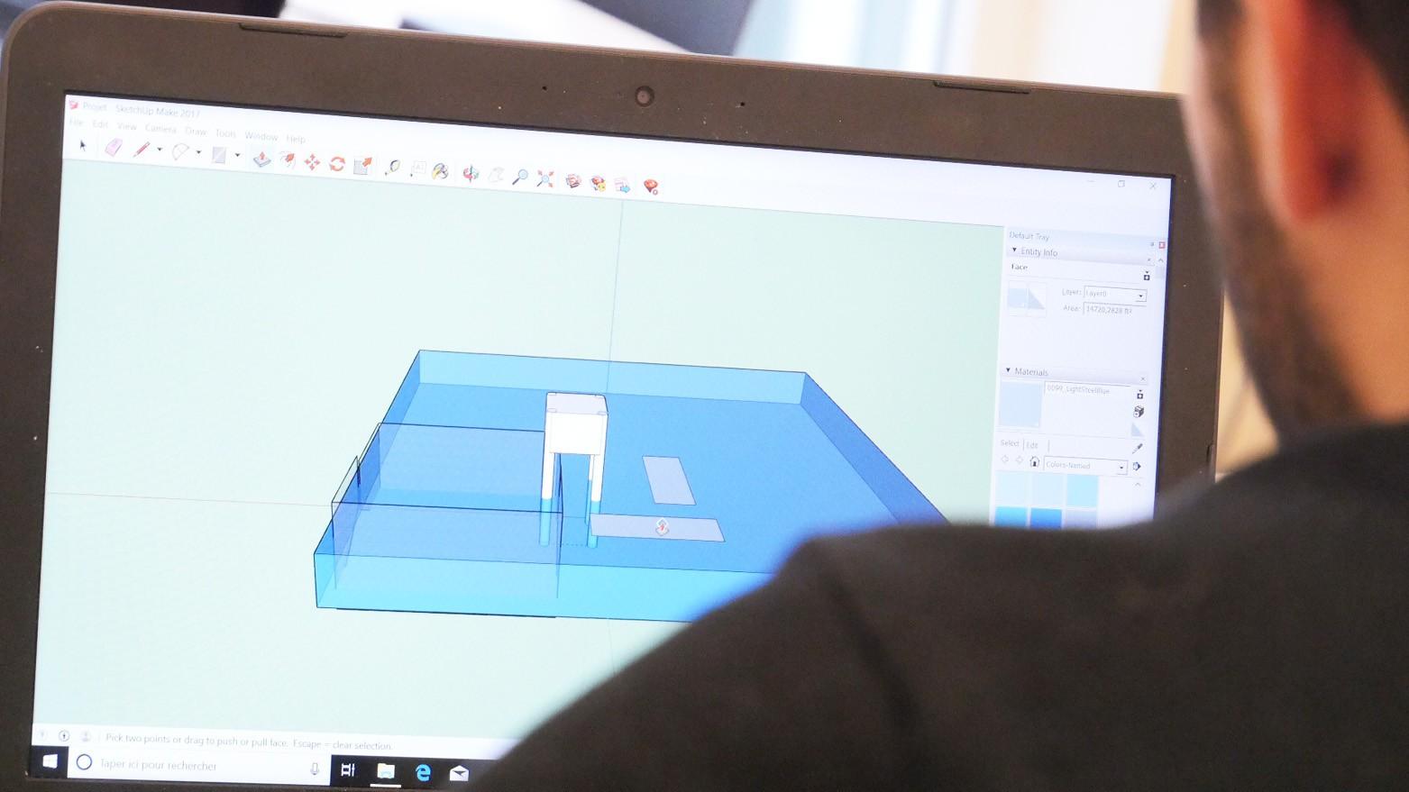 Initialisation à la modélisation 3D
