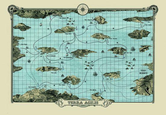 Carte du jeu
