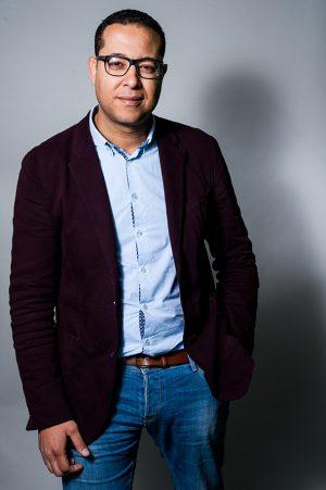Nassef Hmimda - Portrait