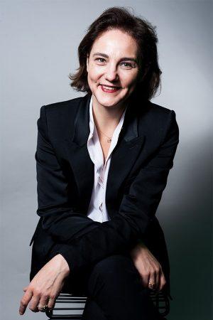 Marie-Pierre Dequier - Portrait