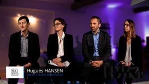 Live réalisé avec nos équipements du Media Studio (diffusion en direct, habillage plateau et plusieurs invités sur place)
